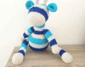 Crochet giraffe - Made to order