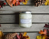 Soy Candle Jar - 150g - Spiced Pumpkin