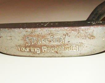 Vintage Spalding Touring Pro Model TPM I Golf Club