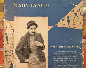 1950 //  SEWING MADE EASY // By Mary Lynch