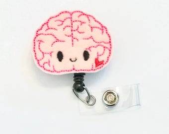 Neuro Nurse Badge Reel Neurology badge Reel