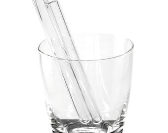 Glass Drinking Straws Straight