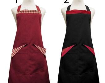 Apron Cotton. apron by Lapin
