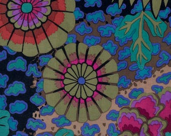 1/2 Yard Dream Dark Kaffe Fassett fabric GP148
