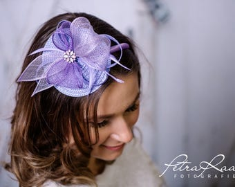 Headband Fascinator royal has bridal Hat bridal hair jewelry wedding wedding bridal has Z4