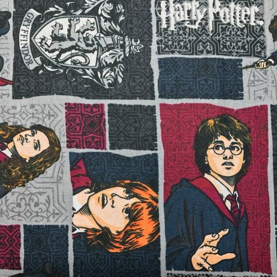 Harry Potter Fold Over Clutch / Cross Body