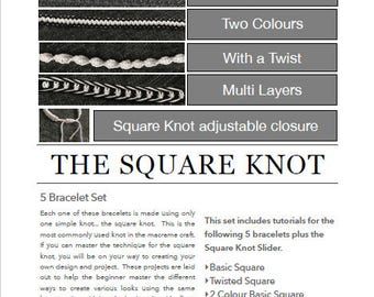 The Square knot collection