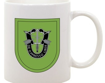 Special Forces Mug M0506 10th Special Forces Group