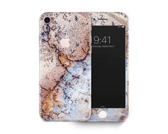 Agate marble 03 skin decal vinyl 3M quality iPhone 4 5 6 7 Samsung Galaxy S4 5 6 7 Galaxy Note