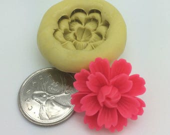 Chrysanthemum Flower Silicone Mold