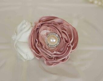 Bridal corsage, Mother of the bride, bridesmaids, flower girl corsage, Debutante