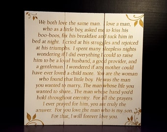 Daughter in Law pallet plaque