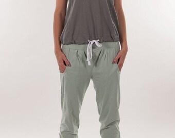 Organic Cotton Women's Vest, Nightwear, Yoga, Sleepwear, Loungewear, Pjs, Top, Organic Cotton, Fairtrade, Women's Organic Vest, Noctu