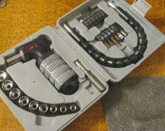 Flex Ratchet Set , Ratcheting Set , Socket Set ,Flexible Screwdriver and Socket Set