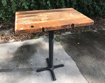 THE BRONSON - Reclaimed Pub/Bistro Table