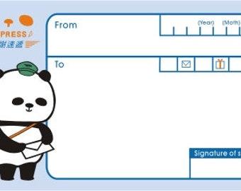 Panda notes