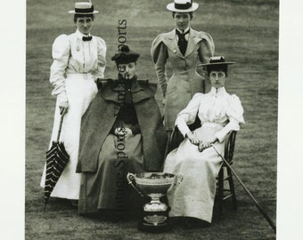 1895 Ladies Championship at Portrush
