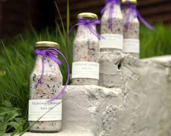 Relaxing Lavender Bath salt