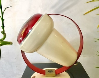 Lamp Charlotte Perriand for Philips infrared heating atmosphere 1960