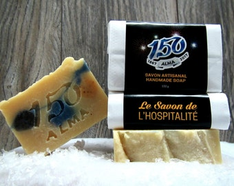 Handmade Soap 150th birthday Alma city