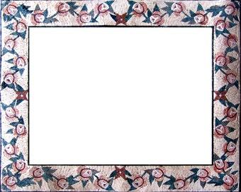 Picture Frame Mosaic Artwork - Dali