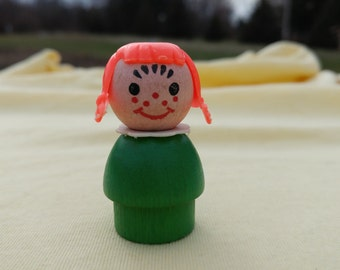 Vintage Fisher Price little person