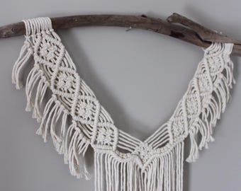 Macrame on drift