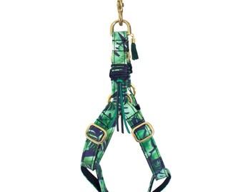 "Dog Harness - ""Niccolò"" adjustable dog harness"