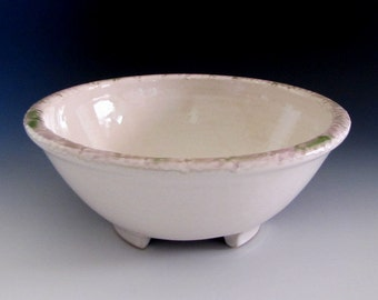 Serving Bowl with Feet
