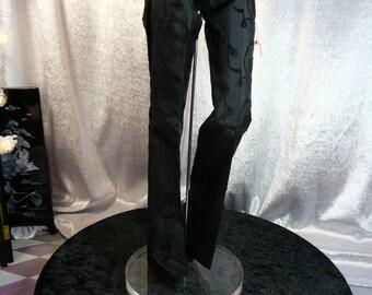 "Ooak poupée  TONNER doll American Model ""22""  outfit pantalon black"