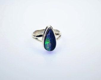 Labrodite Ring
