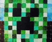 Creeper - Original Art