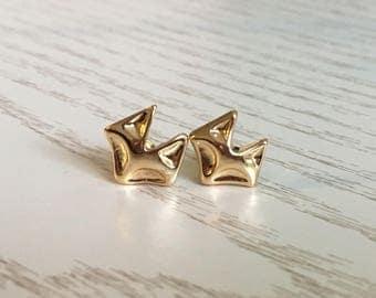 Ear plug Fox gold
