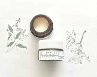 LIP BUTTER | Stick to your lips creamy butter | Soothe & Protect | Cocoa butter~Coconut~Macadamia~Caster~Raspberry~Calendula oils | Vegan |