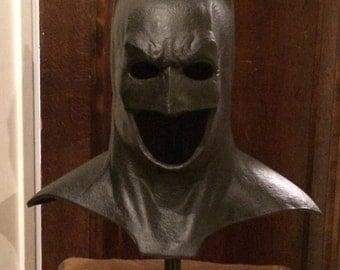 Batman Latex Dawn of Justice Cowl