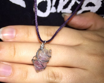 Veracruz Amethyst Necklace
