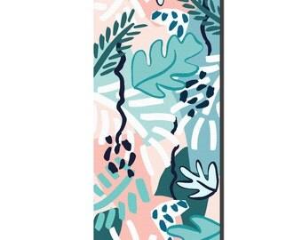 Dora Szentmihalyi x Yeti Yoga Collaboration Jungle Mat