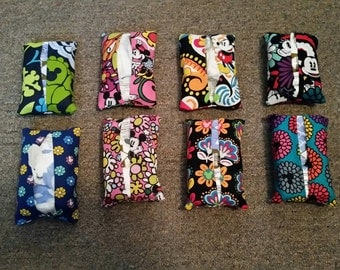 Vera Bradley Disney Inspired Pocket Tissue Holders