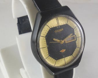 Vintage Citizen 21J Ladies Automatic Mechanical WATCH JAPAN #Ew-311