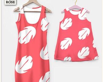 MOMMY AND ME! - Lilo Hawaiian Dress | Lilo and Stitch Disney Cosplay