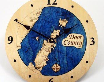 Door County Clock