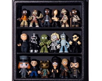 Display Case for Funko Mystery Minis, Kidrobot Dunny, Etc