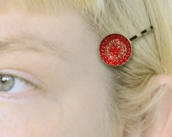 lollipop pearls hair pin