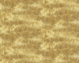 Quail Yellow Grass from Andover by the yard