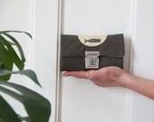 portemonnaie geldbörse canvas wal walfisch wallet recycle