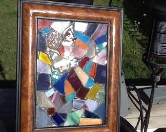 Frame mosaic