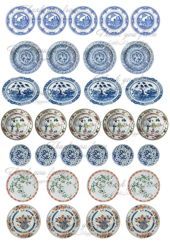 Dynamic image for printable plates