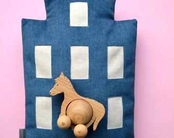Baby Pillow Amsterdam by V@Amsterdam