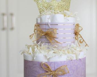 baby shower centerpiece purple baby shower decoration girl baby shower princess baby shower