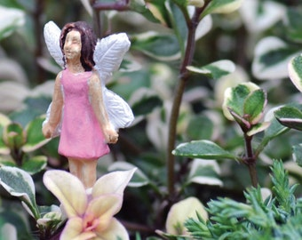 Fairy Garden  - Micro Mini Fairy Pick - Miniature